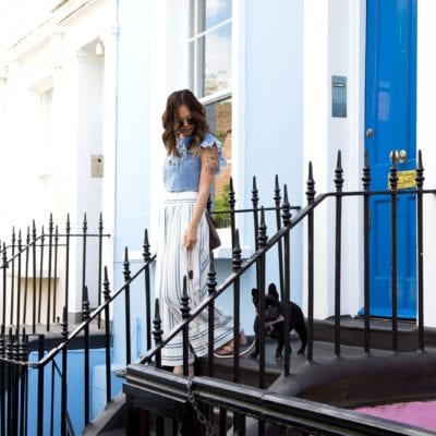 The Most Instagrammable Spots: London Pink Edition