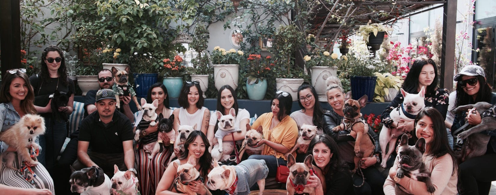 Summer Soirée @ SOFITEL w/ WTFrenchie x Brentwood Barks 4/29/18